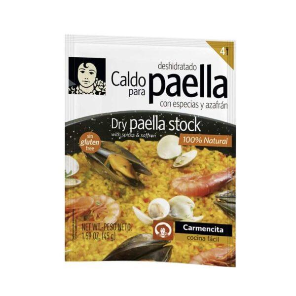 Caldo Para Paella Carmencita