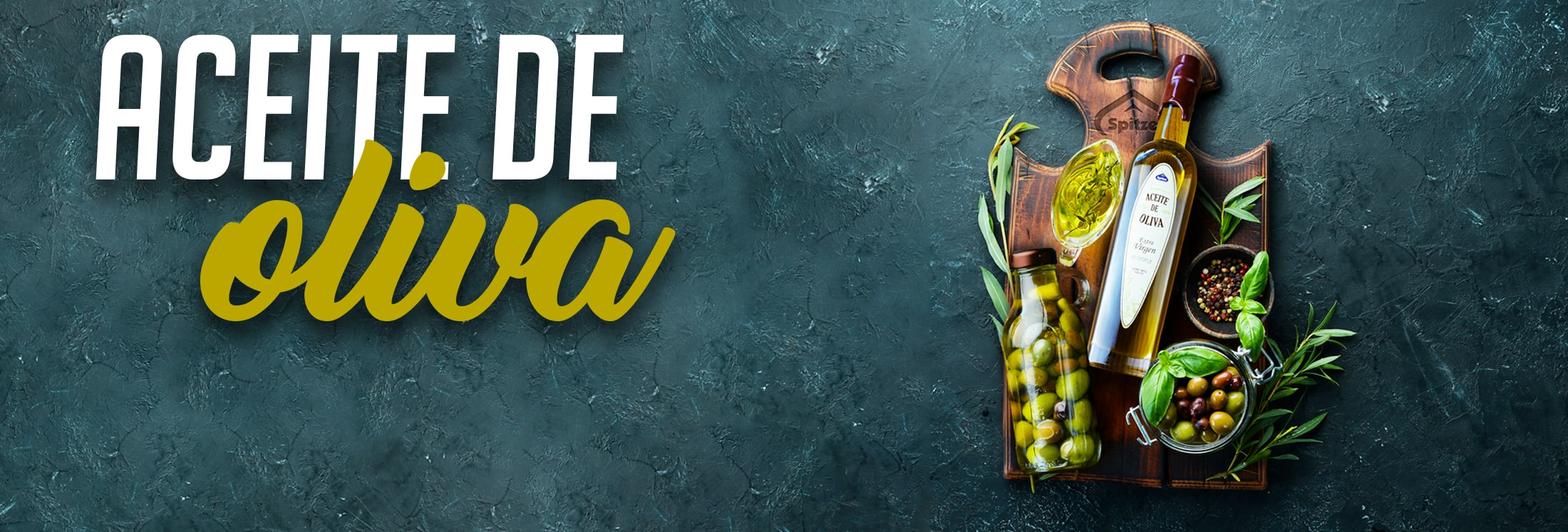 Banner Aceite Oliva
