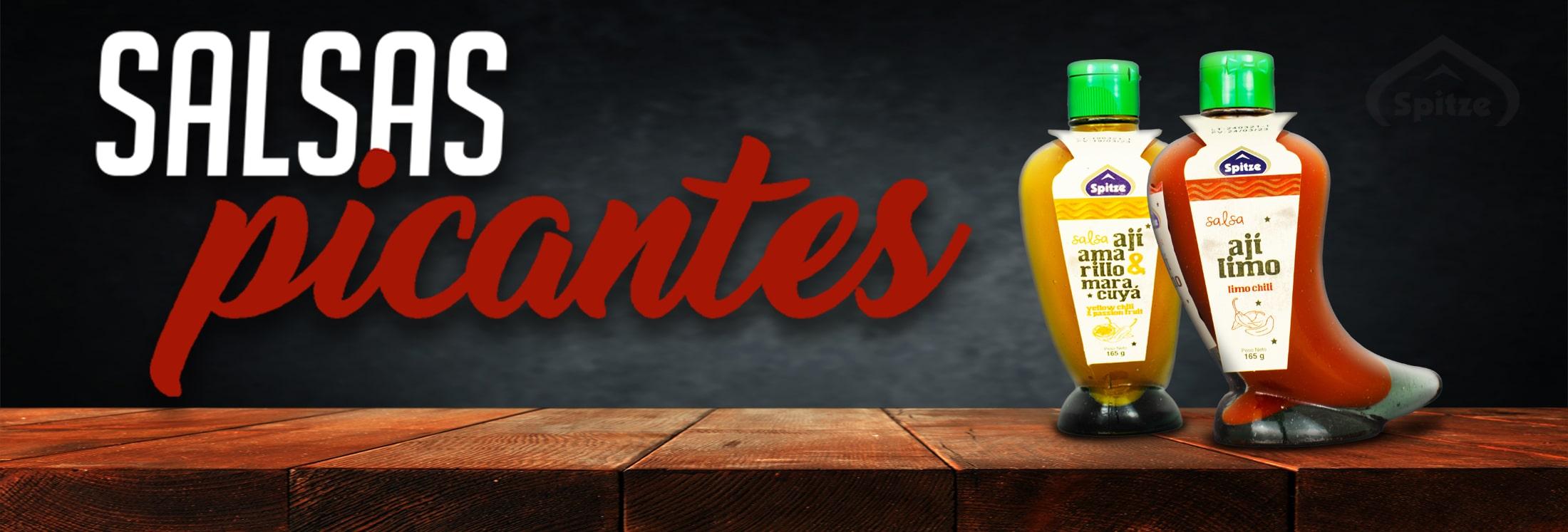Banner Salsas Picantes