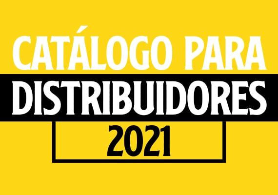 CATÁLOGO PARA DISTRIBUIDORES